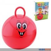 "Hüpf-Ball ""Skippy Ball"" 50 cm - -sort."