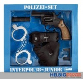 "Polizei-Set ""Interpol 38-Junior"""