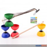"Diabolo-Spiel ""Outdoor Fun"" 4-sort."
