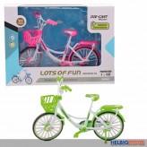 """Miniatur-Modell """"Fahrrad/Bike"""" sort."""