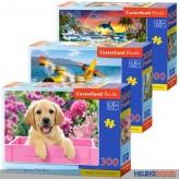 """Kinder-Puzzles """"40 x 29 cm"""" - 300 Teile - 3-sort."""