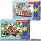 """Kinder-Puzzles """"32 x 23 cm"""" - 60 Teile - 2-sort."""