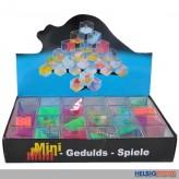 """Mini-Gedulds-Spiele """"Geschicklichkeit""""- sort."""