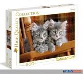"""Puzzle """"Animals - Katzen-Paar/Kittens"""" - 500 Teile"""