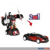 "Transformer-Auto ""Roboforces"" 14 cm"