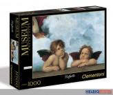 """Puzzle """"Gemäldegalerie - Raffaello"""" - 1000 Teile"""