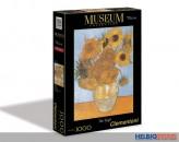"""Puzzle """"Pinakothek - van Gogh - Sonnenblumen"""" - 1000 Teile"""