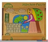 Holz-Märchen-Puzzle
