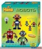 """Bügelperlen-Set """"Robots"""" - midi"""