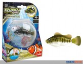 "Robo Fish - ""Large Mouth Bass/Barsch"" Limited Edition"