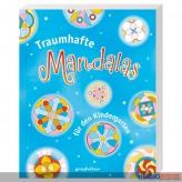 """Malbuch """"Traumhafte Mandalas für Kindergartenkinder"""""""
