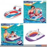 """Wasser-Fahrzeuge/Boote """"Pool Cruiser"""" aufblasbar - 2-sort."""
