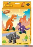 "Bügelperlen-Set ""Dinosaurier"" - midi"