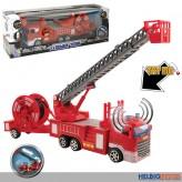 """Feuerwehr-Set """"Leiterwagen - Power Team"""" - 2-tlg."""