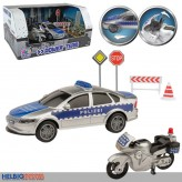 """Polizei-Spielset """"Straßenverkehr - Power Team"""" - 5-tlg."""
