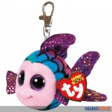 "Boo Clip/Anhänger - Fisch ""Flippy"" multicolor - 8,5 cm"