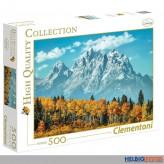 """Puzzle """"Landscape -  Grand Teton"""" - 500 Teile"""