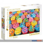 "Puzzle ""Mini-Kuchen - Colorful Cupcake"" - 500 Teile"