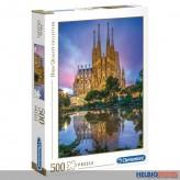 """Puzzle """"Sagrada Familia - Barcelona"""" 500 Teile"""