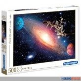 "Puzzle ""International Space Station / Raumstation"" 500 Teile"