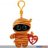 "Boo Clip/Anhänger - Mumie ""Mask"" orange limitiert - 8,5 cm"