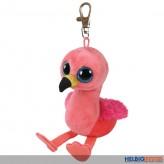 """Boo Clip/Anhänger - Flamingo """"Gilda"""" - 8,5 cm"""