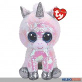 "Ty Flippables - Einhorn ""Diamond"" - 15 cm"
