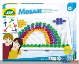 "Mosaik-Set / Steckperlen ""Transparent"""