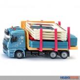 Siku 3562 - Fertighaus-Transporter