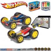 "Hot Wheels Fahrzeug ""Flipping Fury"" - 2 in 1 mit L&S"