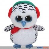 "Beanie Boo's - Schneeeule ""Nester"" limitiert - 15 cm"