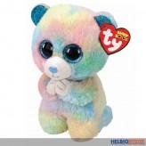"""Glubschi's/Beanie Boo's - Bär """"Hope"""" multicolor - 15 cm"""