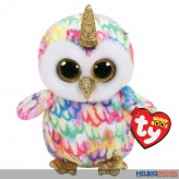 "Glubschi's/Beanie Boo's - Eule mit Horn ""Enchanted"" - 15 cm"