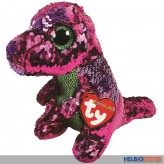 "Ty Flippables - Dinosaurier ""Stompy"" - 15 cm"