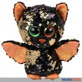 """Ty Flippables - Fledermaus """"Omen"""" - 15 cm"""