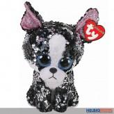 "Ty Flippables - Hund ""Terrier Portia"" - 15 cm"