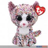 "Ty Flippables - Katze ""Confetti"" - 15 cm"