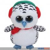 "Beanie Boo's - Schneeeule ""Nester"" limitiert - 24 cm"