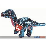 "Ty Flippables - Dinosaurier ""Tremor"" - 24 cm"