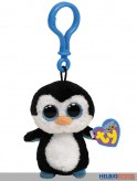 "Boo Clip/Anhänger - Pinguin ""Waddles"" - 8,5 cm"