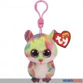 """Boo Clip/Anhänger - Hamster """"Rodney"""" - 8,5 cm"""
