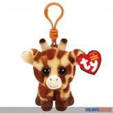 "Boo Clip/Anhänger - Giraffe ""Peaches"" - 8,5 cm"