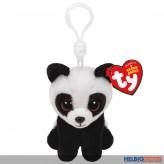 """Boo Clip/Anhänger - Panda-Bär """"Baboo"""" - 8,5 cm"""