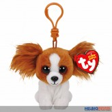 "Boo Clip/Anhänger - Hund ""Barks"" - 8,5 cm"