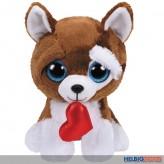 """Beanie Boo's - Hund m. Herz """"Smootches"""" limitiert - 24 cm"""