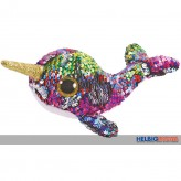 "Ty Flippables - Narwal ""Calypso"" - 15 cm"
