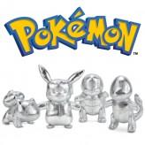 """Pokemon-Plüsch-Figuren """"LiMITED EDITION 20 cm"""" 4-sort."""