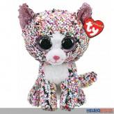"Ty Flippables - Katze ""Confetti"" - 24 cm"