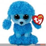 """Glubschi's/Beanie Boo's - Pudel """"Mandy"""" blau - 15 cm"""