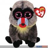 "Glubschi's/Beanie Boo's - Pavian ""Wasabi"" - 15 cm"